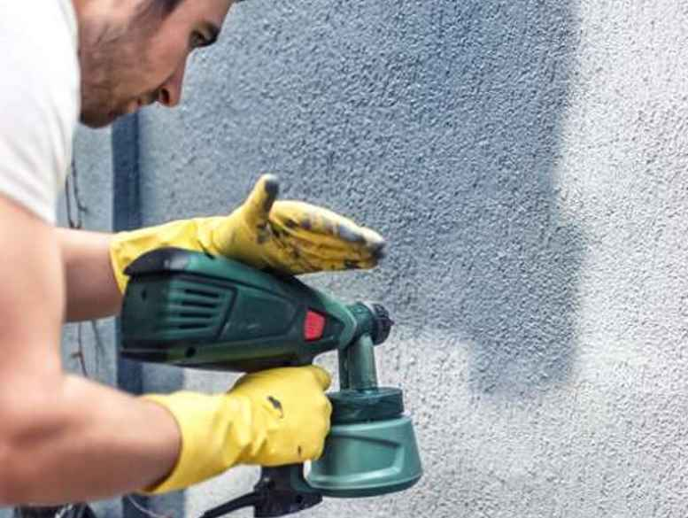 Commercial and Domestic Buildings Interior - Exterior Painter in Derby and Burton on Trent