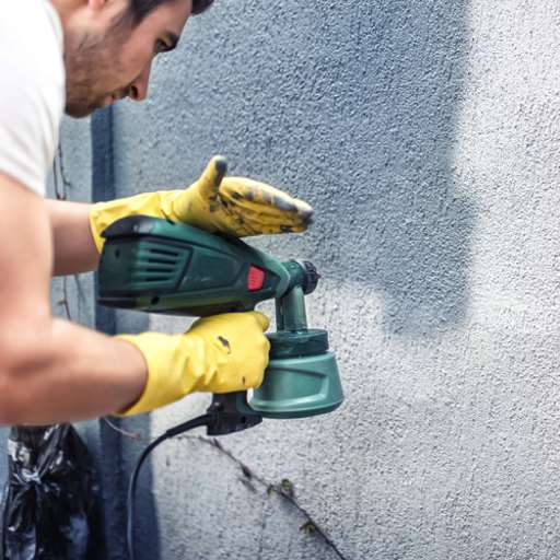 link to Service: Commercial and Domesting Buildings Interior - Exterior painter in Derby and Burton on Trent