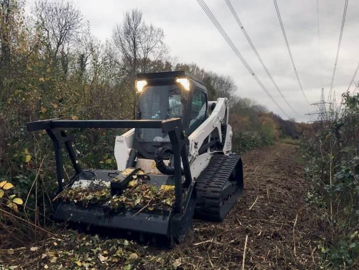 Complete Land Clearance - Vegetation Removal Service in Derby - Slider