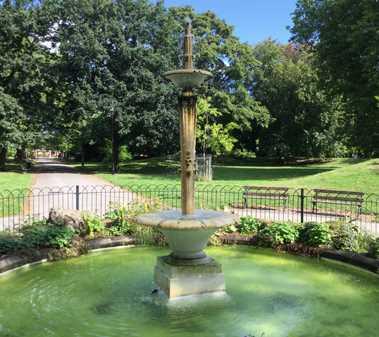 Landscape Maintenance Burton on Trent - Public Spaces and Parks Services