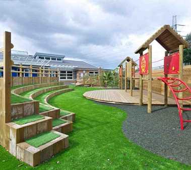 Landscape Maintenance Burton on Trent - School Playgrounds Services