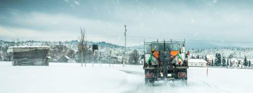 Winter Road and car Park Gritting Service in Derby and Burton on Trent