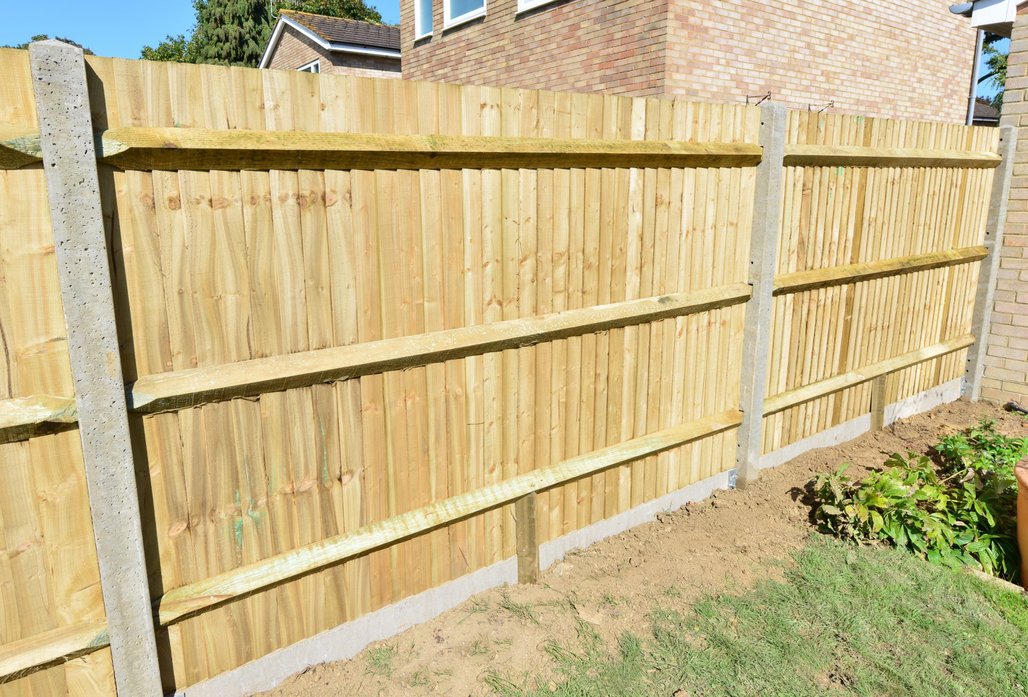 fence panel derby